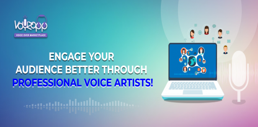 Select the brand voice...