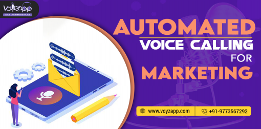 Using automated voice...