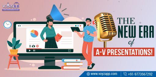 Audio-Video Presentations...