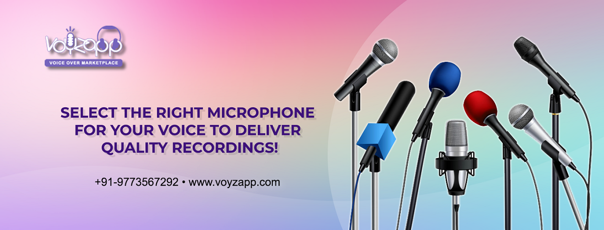 Searching+for+the+right+microphone+for+voice+overs%3FHere%E2%80%99s+a+complete+list