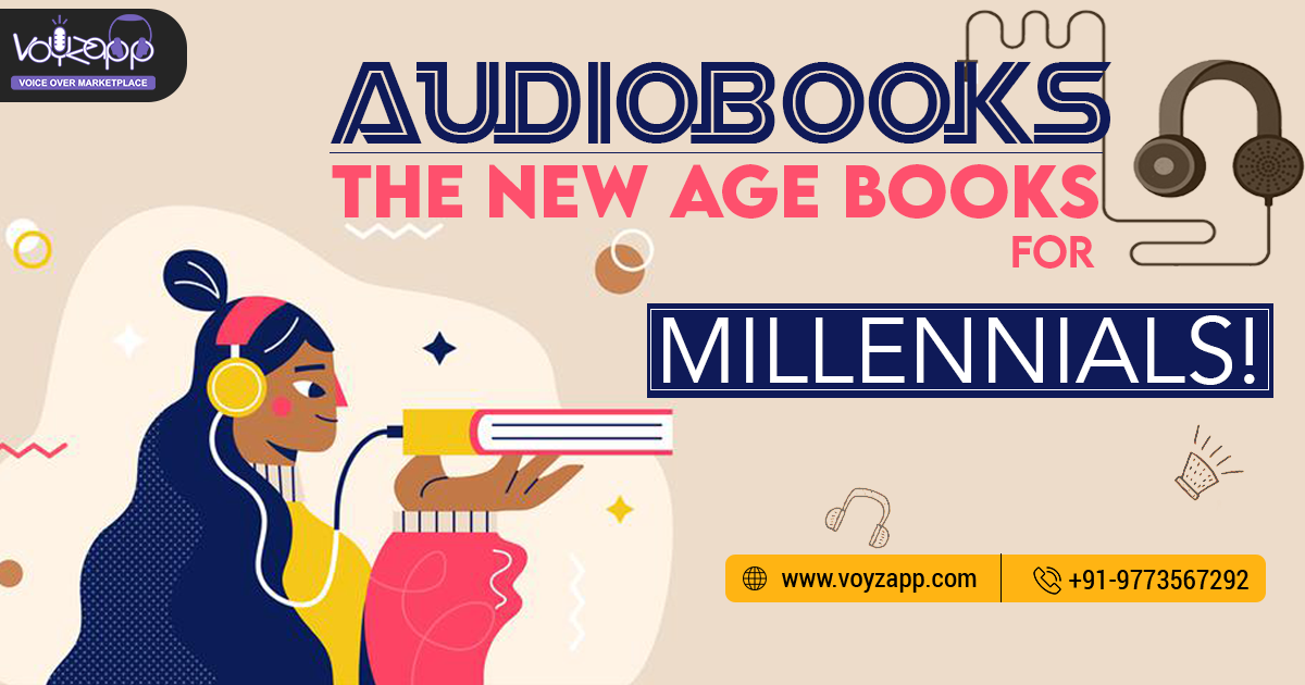 Tired+Of+Reading%3F+Choose+Audiobooks+-+The+New+Age+Books+For+Millennials